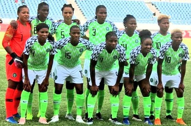 Nigeria's Super Falcons...