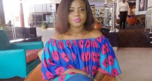Oyinkansola Abimbola Tijani, the Creative Director of Tennie Tee Couture