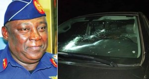 ...the late ex-Chief of Defence Staff, Air Chief Marshal Alex Badeh (retd.)