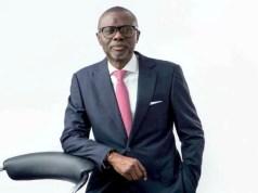 Mr Babajide Sanwo-Olu