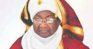 ...the late Emir of Lafia, Alh. Dr. Isa Mustspha Agwai I