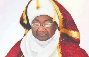...the late Emir of Lafia, Alh. Dr. Isa Mustspha Agwai I