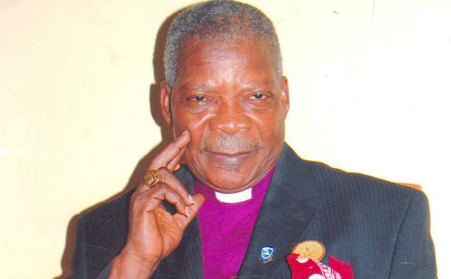 Archbishop Magnus Atilade