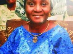 Late Mrs Funmilola Ogunkeyede