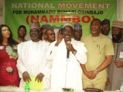 NAMMBO members...during their meeting in Abuja...