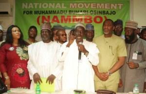 NAMMBO members...during their meeting in Abuja...