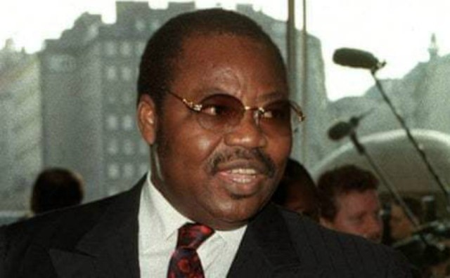 Dan Etete, former Minister of Petroleum...to be arrested...