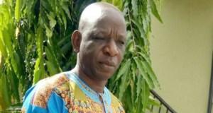 Comrade Akin Adeojo