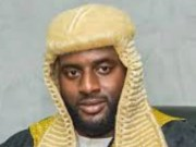 Rt Hon Adebo Ogundoyin, the Speaker, Oyo State House of Assembly...