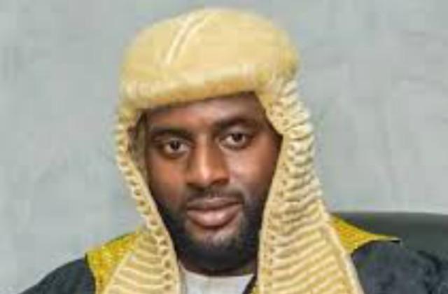 Rt Hon Adebo Ogundoyin, the Speaker, Oyo State House of Assembly...