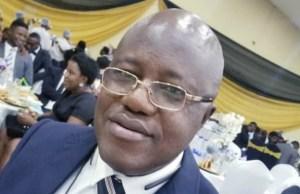 Dr Nureni Adeniran...now Oyo SUBEB Boss...