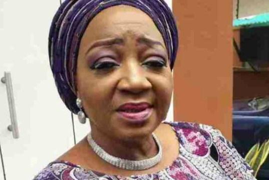 ...late Mrs Funke Olakunrin...