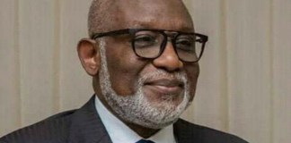 Emmanuel Igbasan Ondo Commissioner Economic Planning Budget Akure