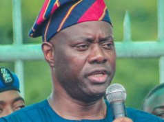 Governor Seyi Makinde of Oyo State...