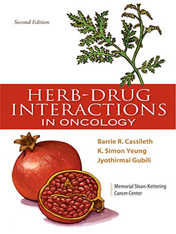Herb-Drug Interactions in Oncology cover image