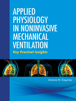 Applied Physiology in Noninvasive Mechanical Ventilation: Key Practical Insights by Antonio M. Esquinas cover image