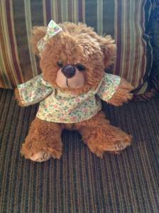 Jills Bare Bottom Bear April 2016