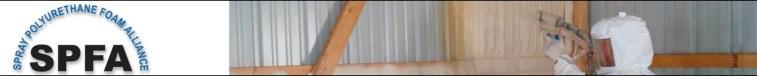 Spray Polyurethane Foam Alliance SPFA АЛЬЯНС НАПЫЛЕНИЯ ПЕНОПОЛИУРЕТАНА