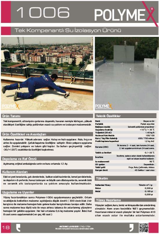 ARF POLYMEKS CHEMICALS LTD POLYMEX полиуретановые покрытия_00013