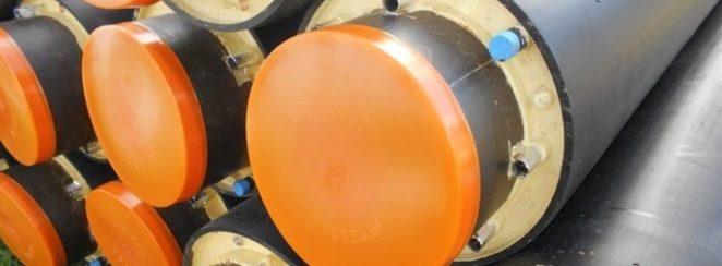 ППУ для заливки в трубы предизолированные трубы