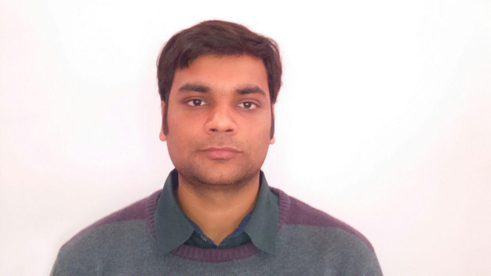Ajitesh Kumar Tiwari