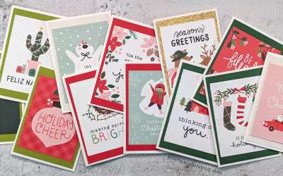 12 Days: 12 Cards in 12 Minutes