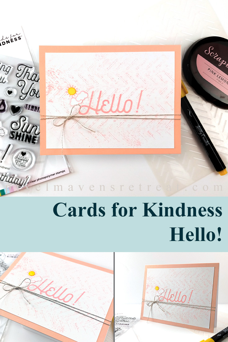 Say Hello to Scrapbook.com\'s Cards for Kindnes