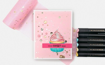 Altenew May 2020 Washi Tapes Release Blog Hop + Giveaway