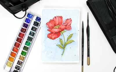 Altenew Ultimate Watercolor Lovers Blog Hop + Giveaway