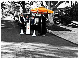 valet parking services Burbank