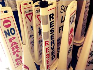 Parking management equipment