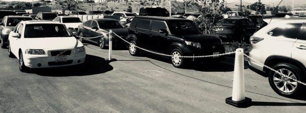 valet parking santa clarita