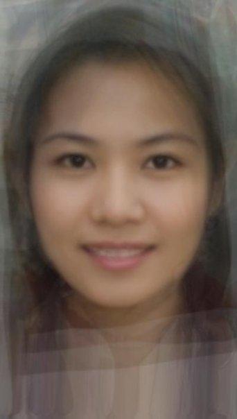 Average Thai Femael