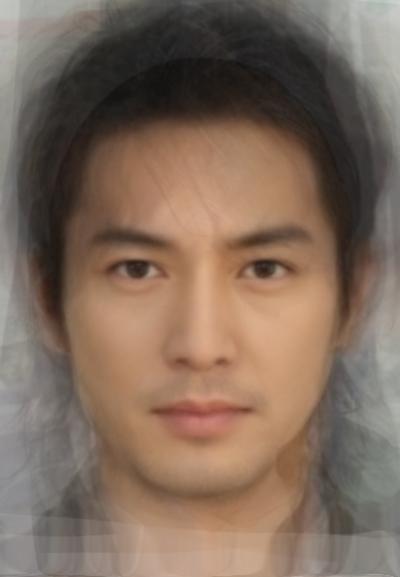 Average Japanese Actor