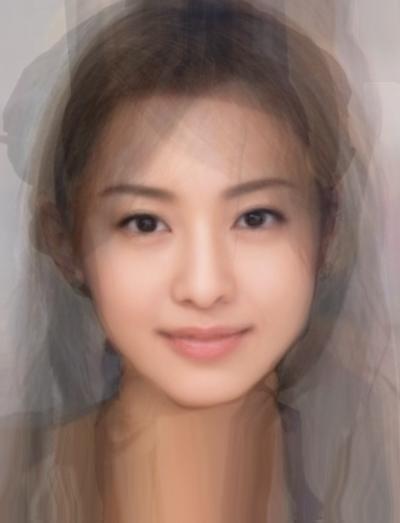 Average Japanese Actress