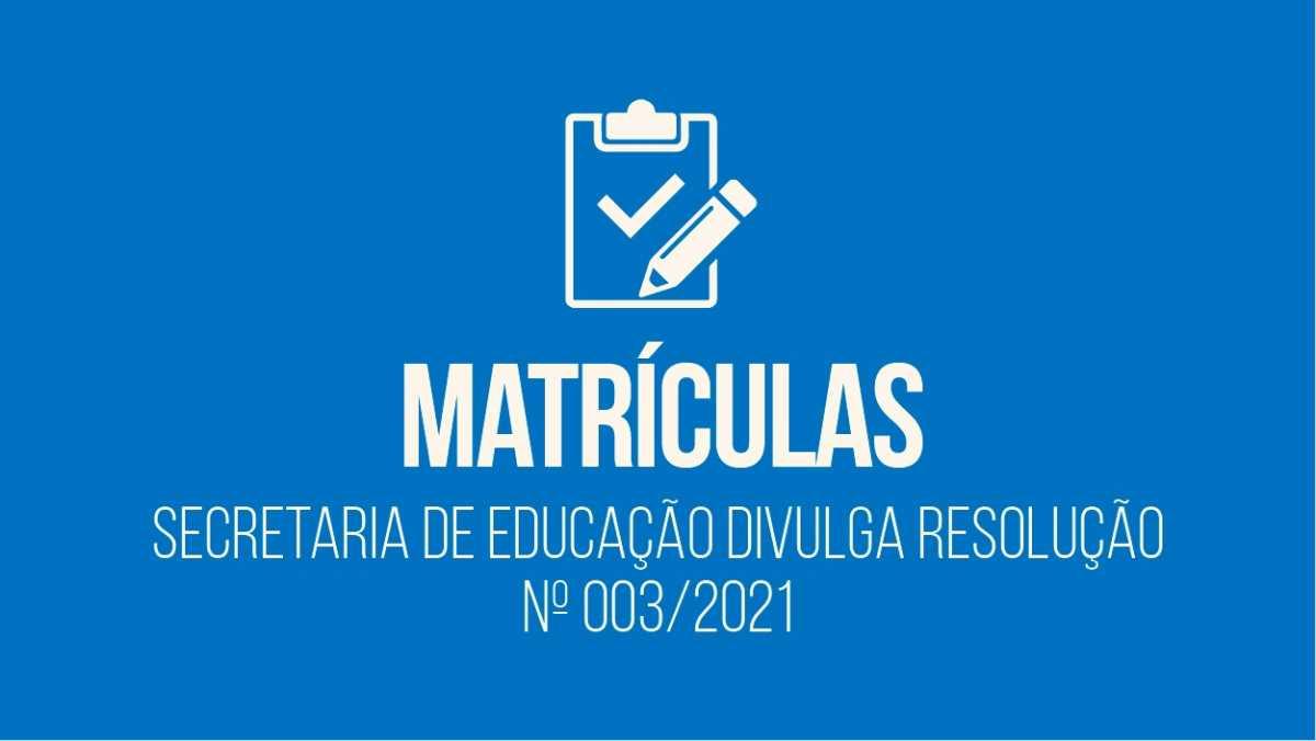 Matrículas na Escola de Educação Especial devem ser feitas entre 25 e 29 de janeiro