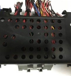 fuse box opel astra 2001 gm 24412497 11by1 6467 [ 1024 x 768 Pixel ]