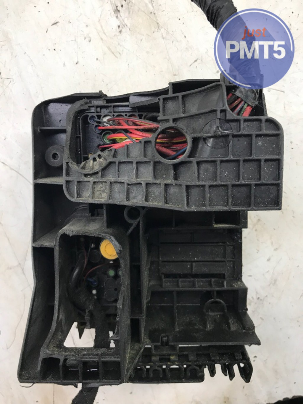 hight resolution of  fuse box skoda octavia 2005 1a060405