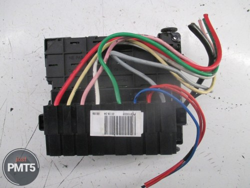 small resolution of  fuse box peugeot 307 2005 9650663880