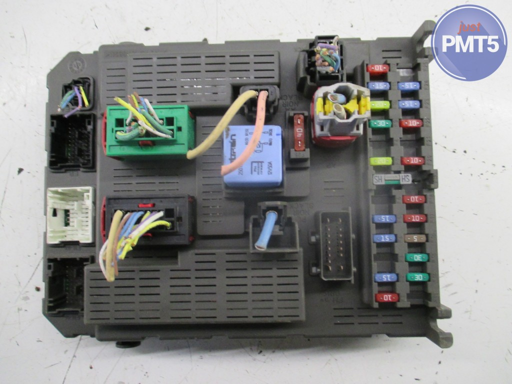 hight resolution of fuse box peugeot 307 2002 11by1 9489