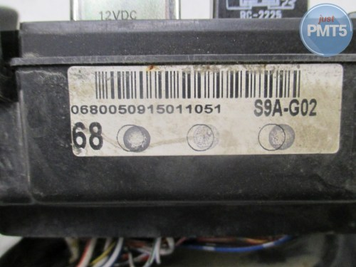small resolution of  fuse box honda cr v 2006 s9a g0268 11by1 9492