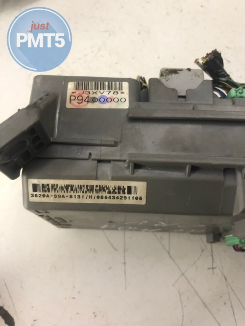 small resolution of  11by1 fuse box honda cr v 2006 3820a s9a s131 11by1