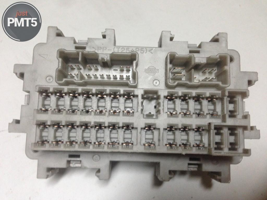 hight resolution of  fuse box nissan pathfinder 2006 24350 ea00a 144ru1 735