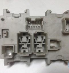 06 nissan pathfinder fuse box [ 1024 x 768 Pixel ]