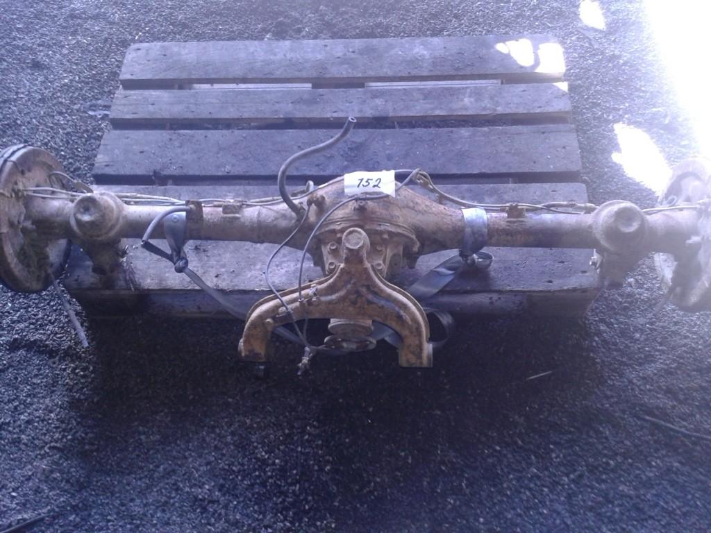 hight resolution of  rear axle assembly suzuki vitara 1996 2no1 152