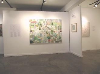 Installation shot, Patti Trimble, Vanishing California, GRO, 2012