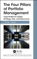 The Four Pillars of Portfolio Management: Organizational Agility, Strategy, Risk, and Resources