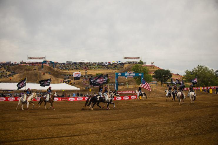 The 2019 Lucas Oil Pro Motocross Championship kicked off with the Bell Helmets Hangtown Motocross Classic.