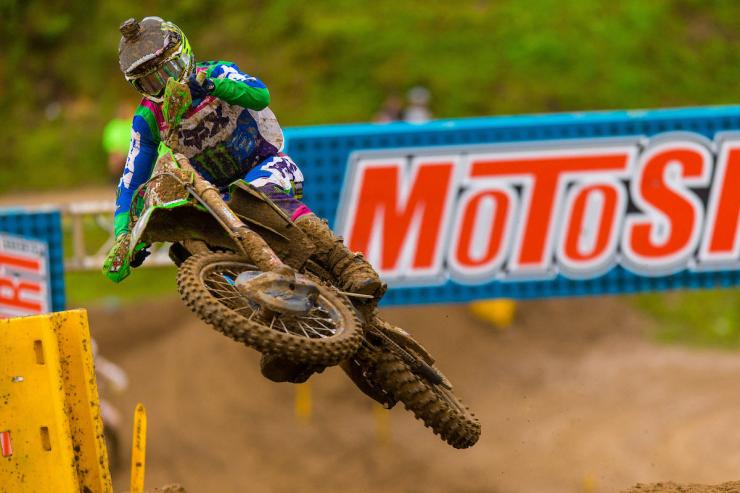 Cianciarulo raced to his sixth win in eight races in the 250 Class.