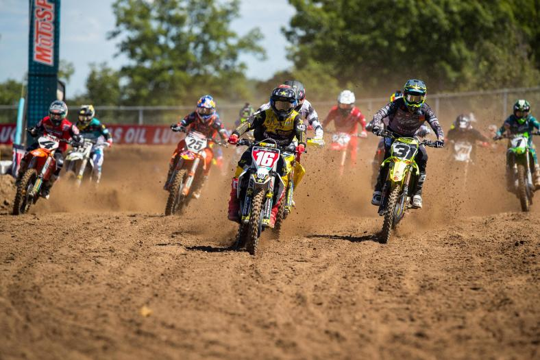 The world's fastest riders were greeted with perfect weather at RedBud MX.